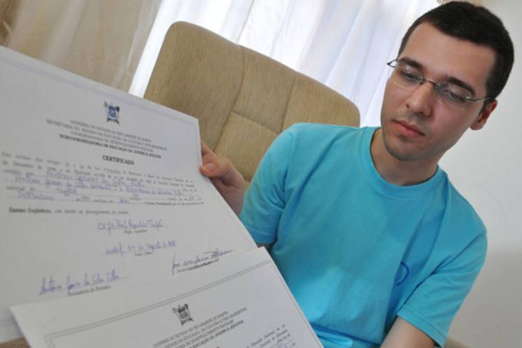 Antônio Filho diz que não usou de má fé nem fraudou documento