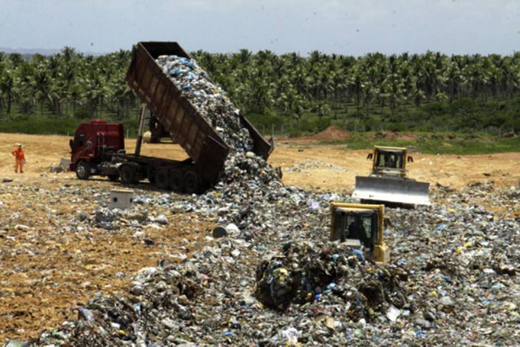 Aterro que recebe lixo de Natal não realiza todo o processo de tratamento dos resíduos sólidos