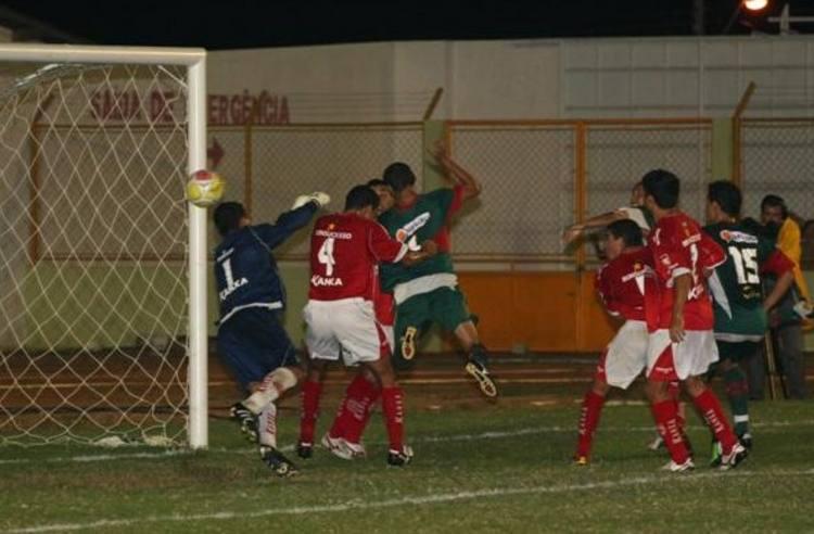 Campeonato Estadual 2011 - SANTA CRUZ X AMÉRICA
