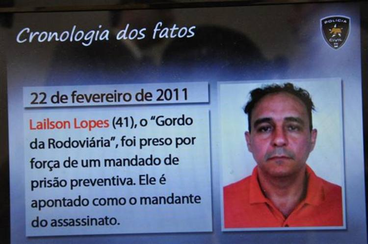Coletiva do caso F. Gomes