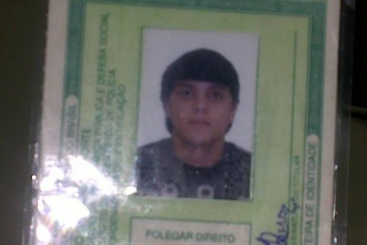 Alan Almoedo Moura, de 17 anos, faleu após acidente de carro na Hermes da Fonseca
