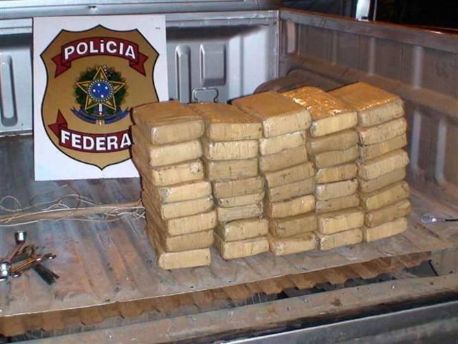 PF prende maranhense com 46,6 quilos de cocaína em Macaíba