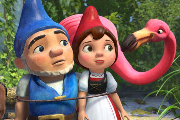 kobold o anao de jardim : kobold o anao de jardim: , uma das estreias de Carnaval, os personagens são anões de jardim