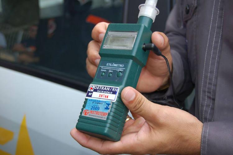 Sem a aferição feita pelos técnicos do Inmetro, bafômetros não podem ser usados nas fiscalizações