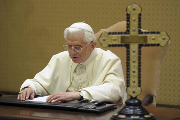 Campanha nacional terá uma mensagem especial enviada pelo Papa Bento XVI