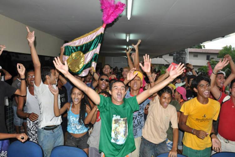 Escola Balanço do Morro, que homenageou Santa Rita de Cássia,  tem agora 12 títulos de Carnaval