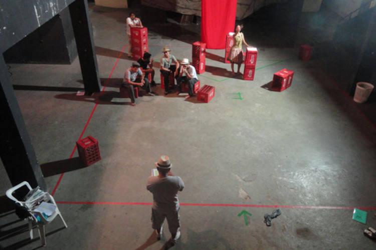 Musical Beco da Alma, de Danilo guanais,  estreia primeira temporada no Teatro Alberto Maranhão em Abril