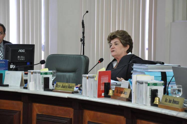 Após denúncias da população de Luís Gomes, presidente do Tribunal de Justiça, Judite Nunes, expediu mandado de prisão preventiva
