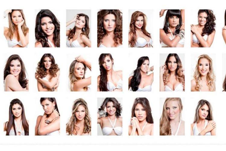Conheça as candidatas e vote na sua Miss preferida