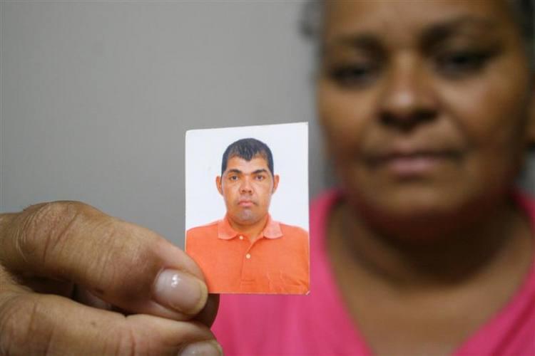 Erivanilson Ferreira da Silva - desaparecido