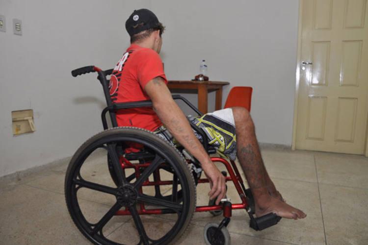 Rodolfo Pinheiro foi detido com 48 pedras de crack, maconha e dinheiro em Dix-Sept Rosado