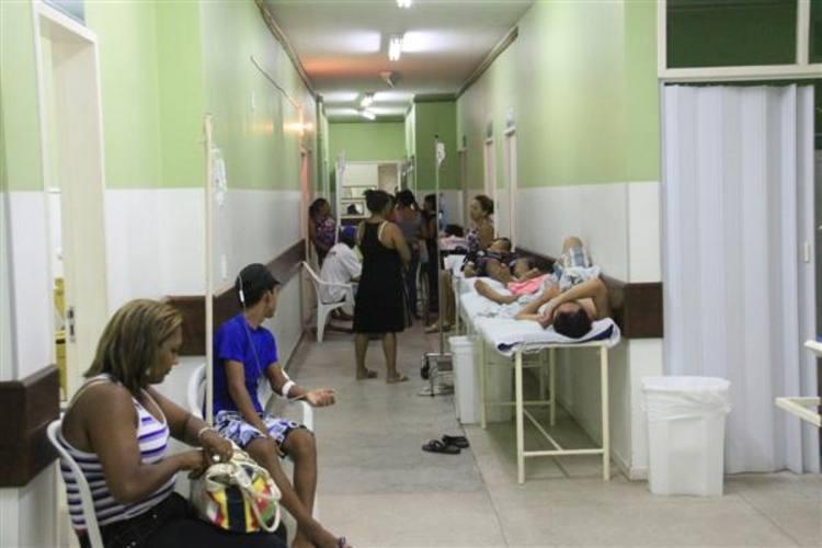 Dos 10.276 casos de dengue notificados, 2.678 foram confirmados
