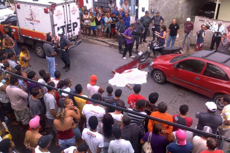 Motociclista morreu instantaneamente depois de ultrapassagem forçada