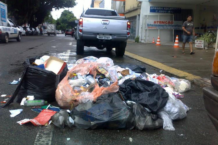 Crise na limpeza urbana de Natal será debatida na audiência pública