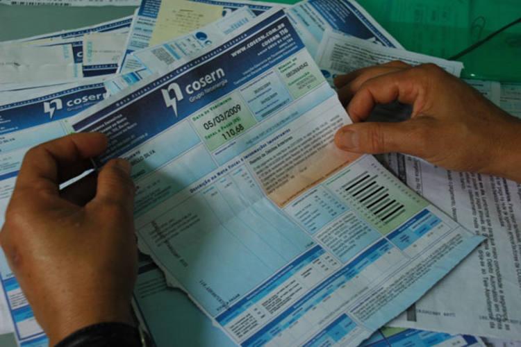 A aplicação do reajuste anual da tarifa está prevista em contrato