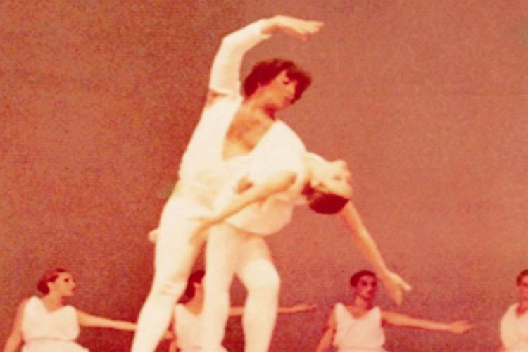 Os clássicos faziam parte de sua preferência nas coreografias