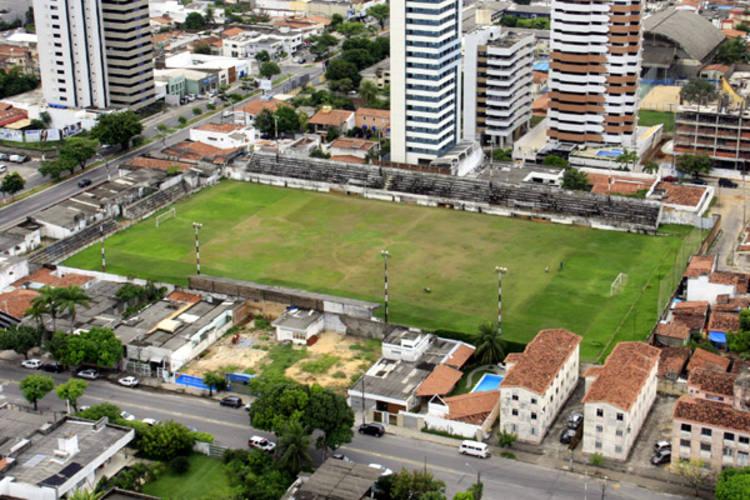 Estádio Juvenal Lamartine será reformado para abrigar jogos do Estadual 2012