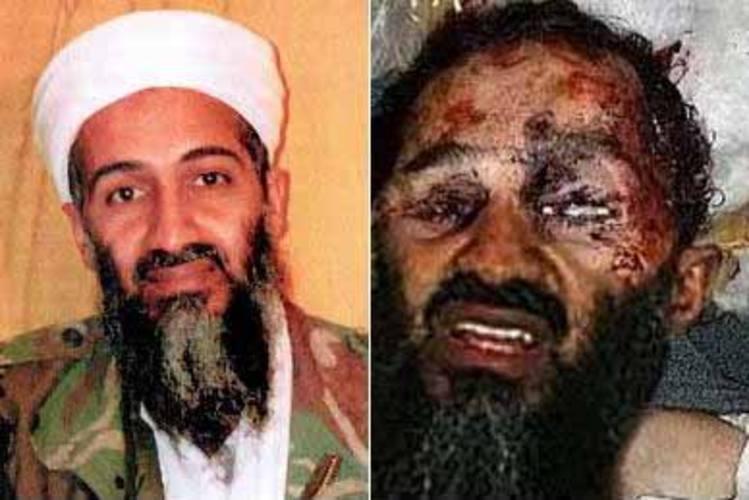 * Bin Laden morava em mansão próxima a academia militar no Paquistão.