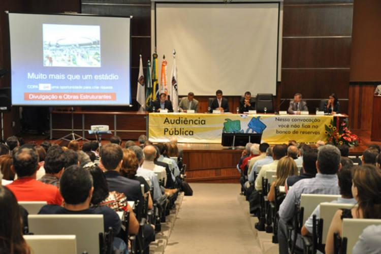 Evento realizado pelo Confea e o Crea-RN discutiu pontos importantes sobre as obras da Copa