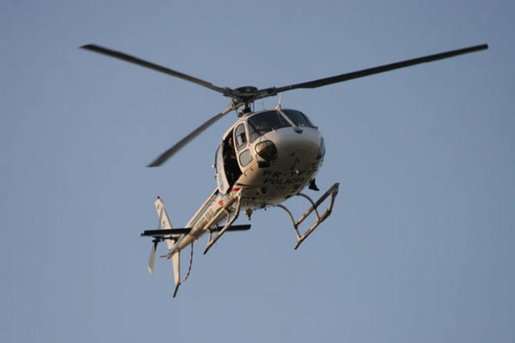 Burocracia do seguro do helicóptero ainda não está concluída