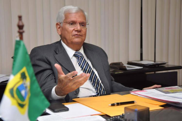 Para o secretário chefe do Gabinete Civil, Paulo de Tarso implantação dos planos depende de o Estado não se encontrar em situação de irresponsabilidade fiscal