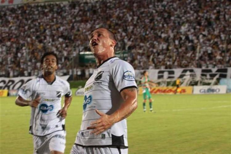 Leandrão foi o destaque do ABC na final do Campeonato Estadual