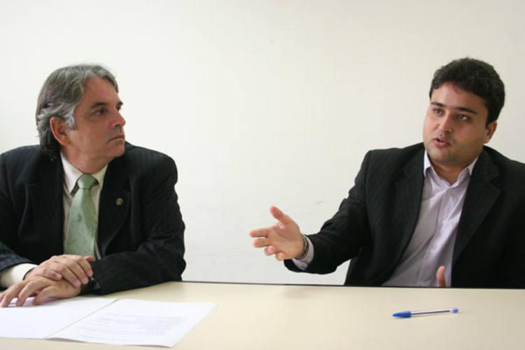 Promotores João Batista e Sílvio Brito apontam falha na gestão