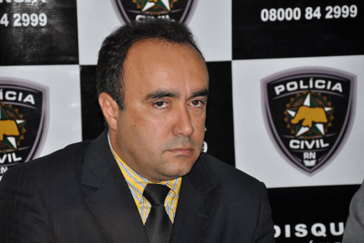 Degepol designa Ronaldo Gomes para atuar em Ceará-Mirim