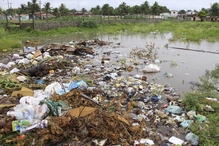 Promotora Gilka da Mata visitou 33, das 59 lagoas de Natal, e relatou que situação é muito precária