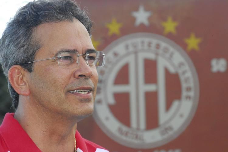 O deputado Hermano Morais é o novo presidente do alvirrubro