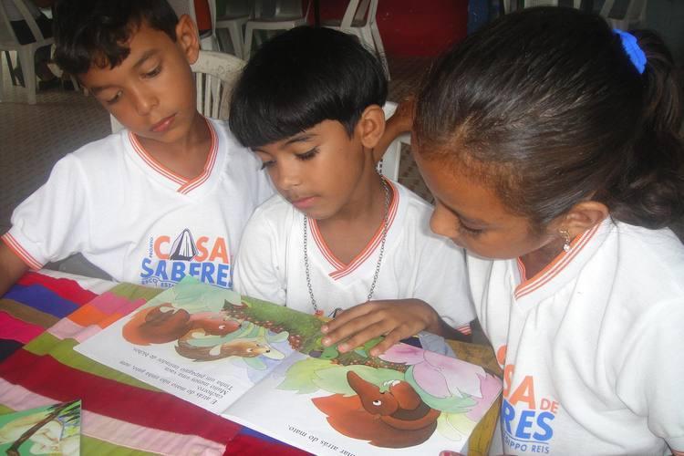Instituto de Desenvolvimento da Educação (IDE) desenvolve projeto de leitura com secretarias municipal e estadual de Educação