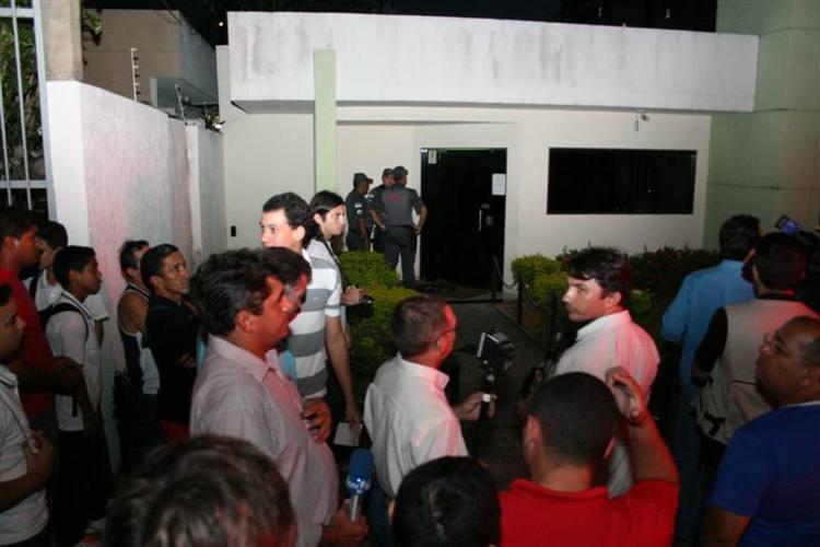 Advogado foi assassinado em escritório na Miguel Castro