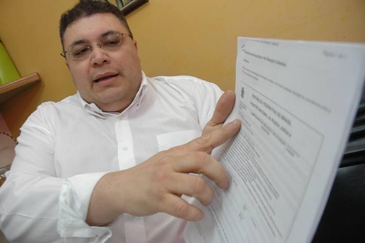 Albert Dickson ocupa a função de relator da CEI dos Aluguéis