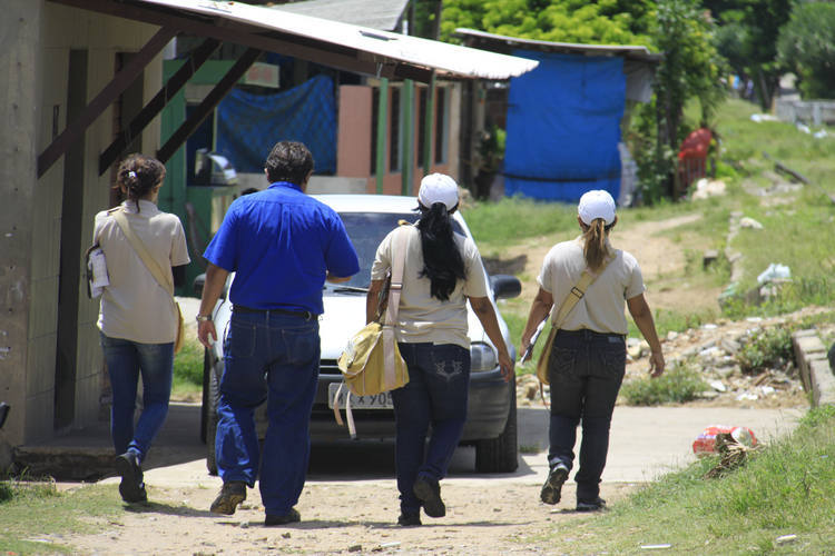 Prefeitura do Natal promete intensificar o combate ao mosquito da dengue, através do trabalho dos agentes de endemias