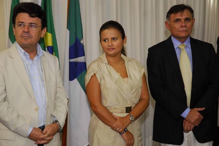 Promotores citaram o presidente da Câmara Municipal, Edivan Martins, e a prefeita Micarla de Sousa
