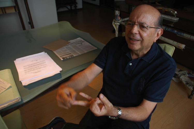 Iberê Ferreira de Souza afirma que ficou indignado com as acusações feitas pelo atual governo