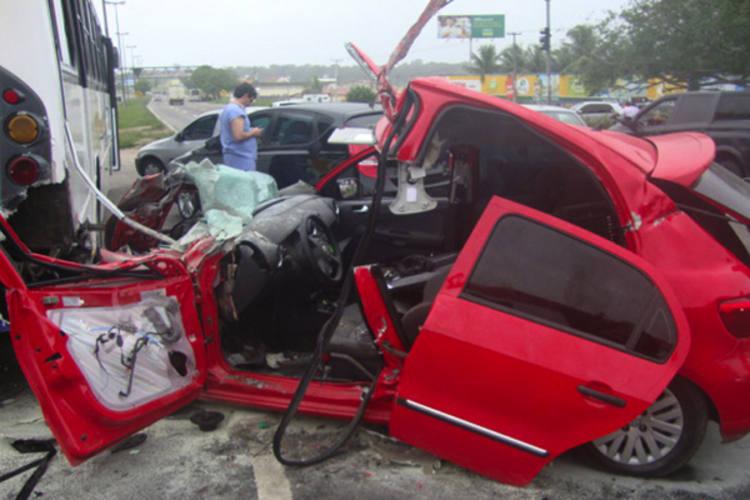 Jovem de 20 anos morre em acidente na BR-101, em Natal