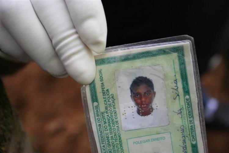 Luan Rodrigues da Silva, 18 anos, teria sido morto por causa de dívidas com traficantes de drogas