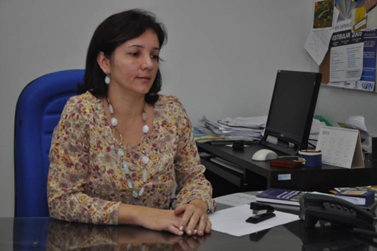 Magda Maria Pinheiro de Melo, presidente da Comperve, assegura que mudanças evitarão fraudes
