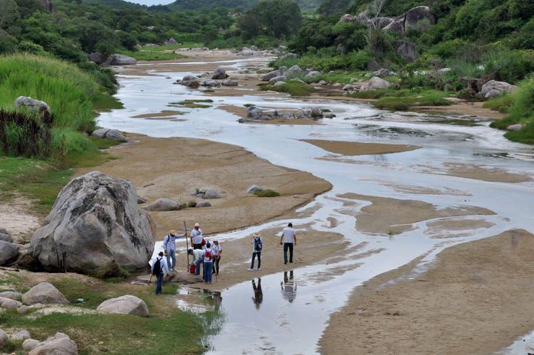 Grupo de estudos do programa Território da Cidadania Potengi está em campo fazendo pesquisas para elaboração de diagnóstico