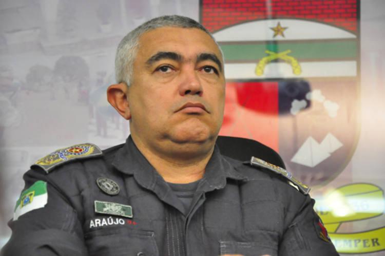 O comandante da PM, coronel Araújo disse que com investigações, novas prisões podem ocorrer
