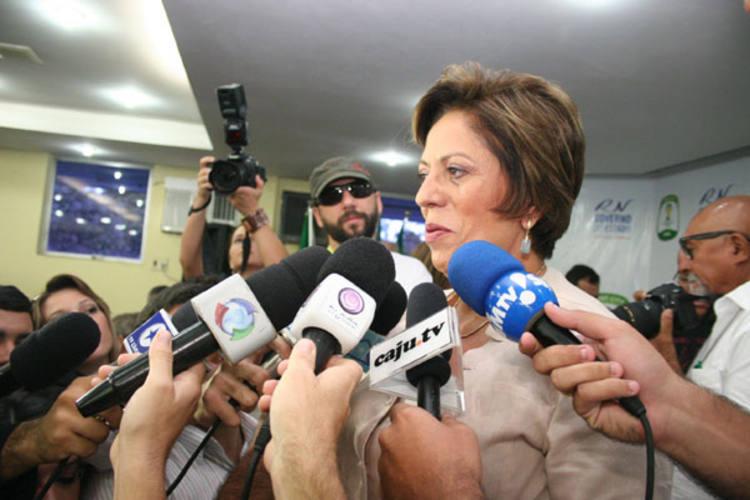 Governadora Rosalba Ciarlini aposta na melhoria da avaliação