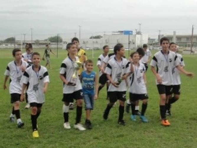 ABC derrotou o Moura Sports e conquistou o título da Copa Academia de Craques