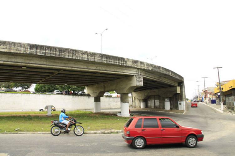 Obras no Viaduto da Urbana estão incluídas no 1º lote e já deveriam ter sido iniciadas há seis meses