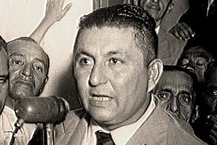 Djalma Maranhão morreu no axílio, em Montevidéu, em 1971
