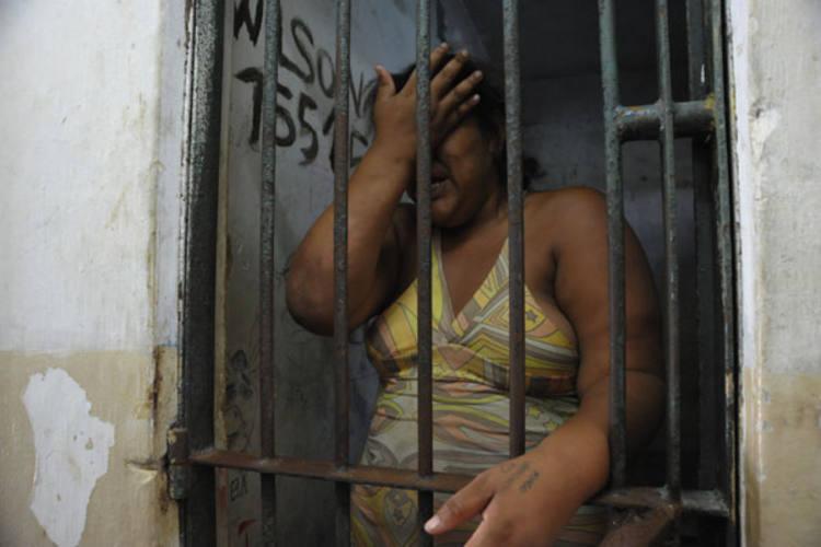 Vera Lúcia Rodrigues, de 25 anos, foi detida na manhã desta terça-feira