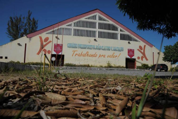 Situado na Zona Norte, o João Machado, tem a cara do abandono