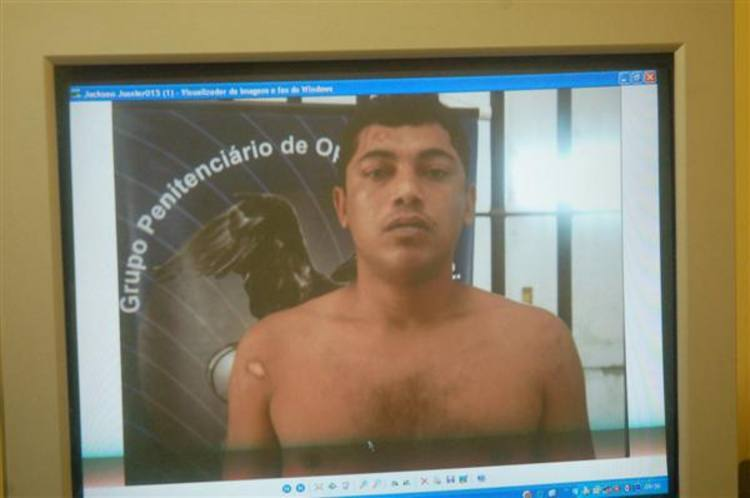Jackson Jussier Rocha Rodrigues era condenado de Justiça e respondia por vários assaltos e assassinatos