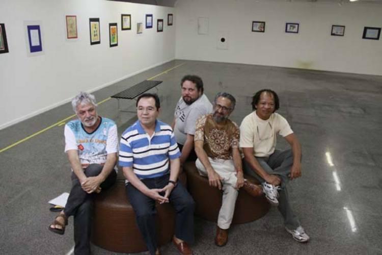 Laguardia, Eduardo Pinto, Vécio Lisboa, Marcílio Amorim e Jorge Negão convidam a artistas para debater diretrizes
