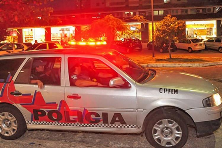 Policiais fazem ronda em Petrópolis, alvo constante de assaltos